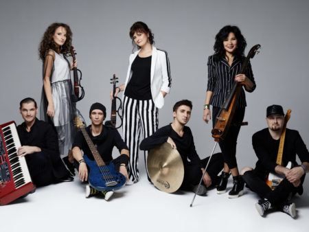 imperia music band струнный ансамбль играет рок-хиты и поп-хиты популярная музыка в классической обработке куда сходить вечером в москве