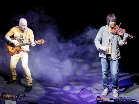 two siberians проект из сибири концерт музыканты играли с Jethro Tull этника рок гастроли по сша известные музыканты