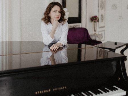 пианистка анна левковцева джазовое трио вибрафон свинг джазовые стандарты 30-х - 40-х годов прошлого века