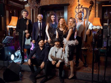 натали козлова марина виноградова postmodern jazz party послушать классический американский джаз музыка гэтсби вечеринка