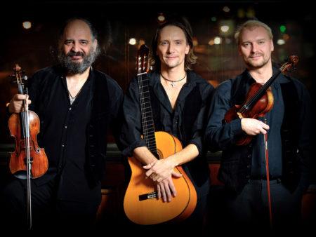 трио лойко акустический концерт этника скрипка фолк музыка разных народов