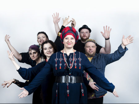 дара яра этно-фьюжн-ансамбль аутентичные инструменты народные песни на разных языках фолк фольклор