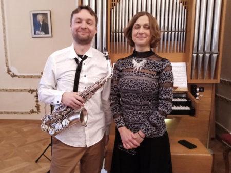 классический концерт орган и саксофон музыка баха генделя романтиков чайковского классическая музыка