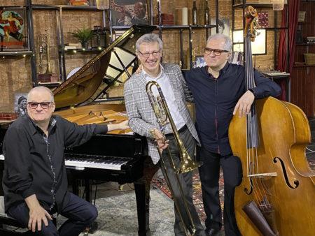 трио столичное иванушкин разин пиганов классика джаза любимые джазовые мелодии свинг живая музыка лучшие российские музыканты
