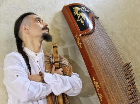 этника китайская культура традиционный аутентичный древний инструмент настоящая музыка китая лучший этнический проект владислав шаган